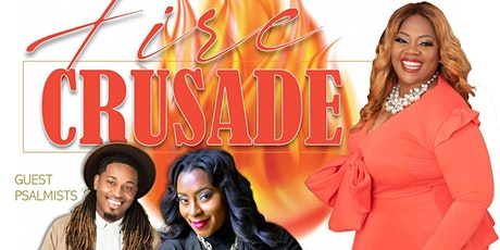 The FIRE Crusade tickets