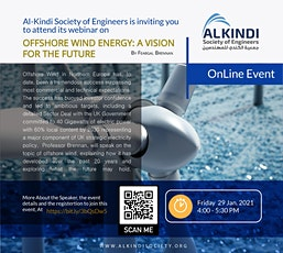 Offshore Wind Energy - A vision for the future tickets