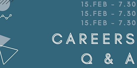Just Love Careers Q&A tickets