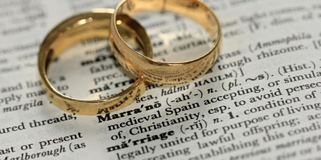 Getting hitched without any hitches: key legal issues in Marriage Law tickets