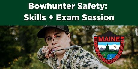 Bowhunter Safety Traditional Course- Hollis tickets