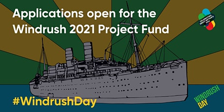 Windrush Day Grant Scheme 2021 Online Bidder Workshop tickets