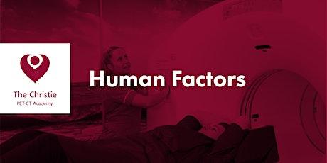 Human Factors tickets