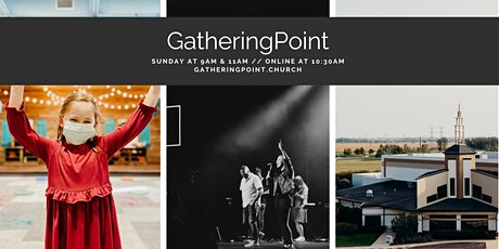 GatheringPoint In Person: Sunday 1/31 tickets