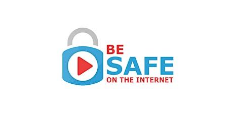 Webinar: Segurança na Internet e Proteção de Dados Pessoais bilhetes