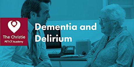 Dementia and Delirium tickets