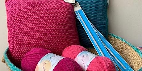 Tunisian Crochet Workshop tickets
