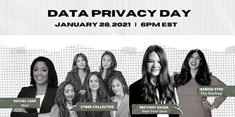 Data Privacy Day with Cyber Collective tickets