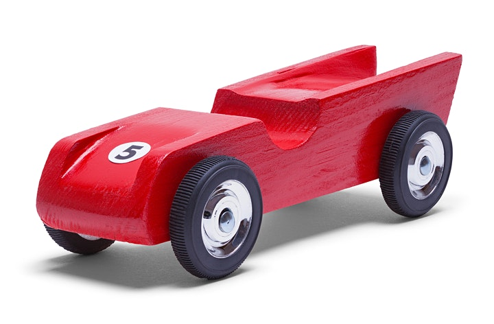 Offutt Pinewood Derby Cars 2021 image