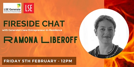 Fireside Chat with Ramona Liberoff tickets