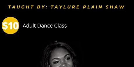Adult Auxilary Dance Class tickets
