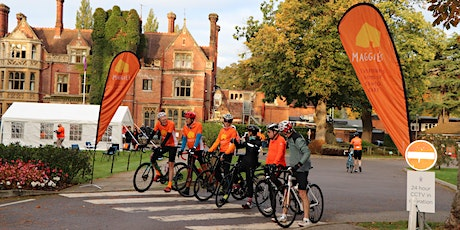 Maggie's Surrey Cycle Challenge tickets