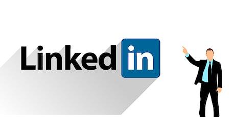 Expert Talk : Succesvol adverteren op LinkedIn met AJ Wilcox tickets