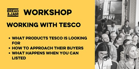 Workshop: Working with Tesco tickets