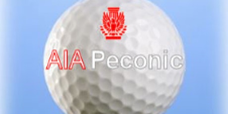 AIA PECONIC Annual GOLF & DINNER Fund Raising Event tickets