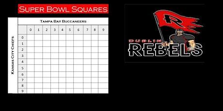 Super Bowl Squares tickets