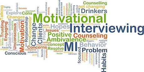 MOTIVATIONAL INTERVIEWING, Homeless Services & Housing tickets