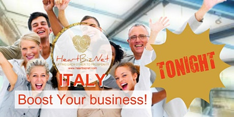 HeartBizNet Italia Business Match Online biglietti