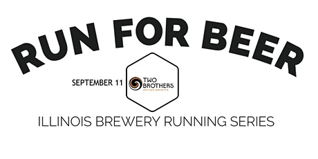 Beer Run -Two Brothers Tap House - 2021 IL Brewery Running Series tickets