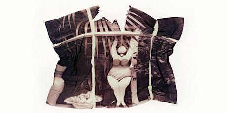 Taller de transferencias de emulsión fotográfica polaroid tickets