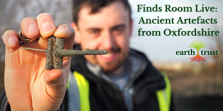 Finds Room Live: Ancient Artefacts from Oxfordshire tickets