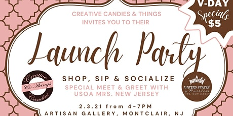 Chocolate Launch Party tickets