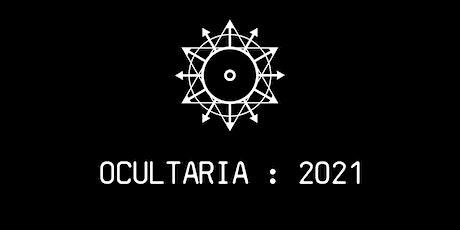 OCULTARIA : 2021 ingressos