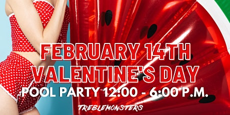 Valentine's Day Rooftop Pool Party at Canopy by Hilton (Cancun La Isla) boletos