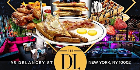 Detox Saturday Brunch @ THE DL tickets