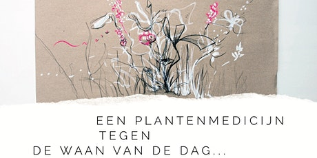 Meditatief planten tekenen: workshop 2  INKT tickets