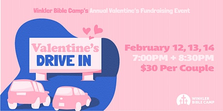 Valentine's Fundraising Drive-In tickets
