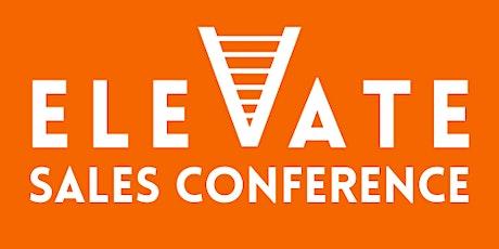 2021 Clemson Sales Innovation Program Elevate Sales Conference tickets