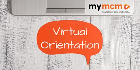 VIRTUAL: MCM Multimedia Orientation tickets
