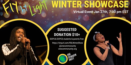 Fly By Light - Winter Showcase tickets