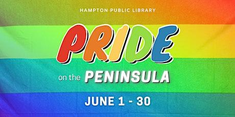 Celebrate PRIDE at the Hampton Public Library tickets