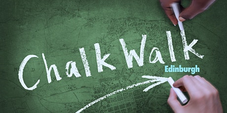 Chalk Walk Edinburgh - Canonmills tickets