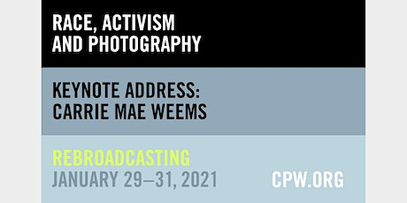 Race, Activism, and Photography symposium tickets