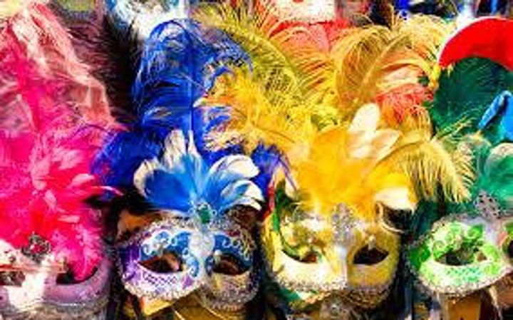 Mardi Gras Bar Crawl - Nashville image