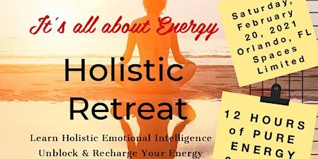 Holistic Retreat // 12 Hours of Pure Energy Retreat tickets