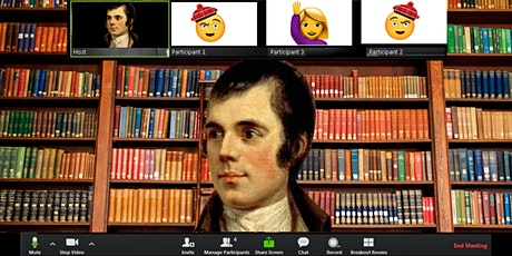 Virtual Burns Supper for Classrooms for Malawi tickets