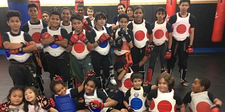 3 Day Kids Kickboxing & MMA Trial with NO Obligation to Join or Continue tickets