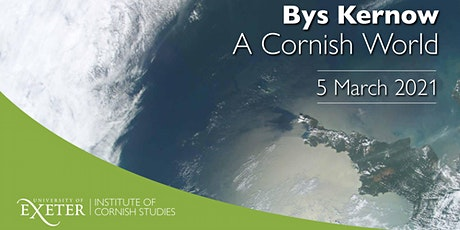 A Cornish World / Bys Kernow tickets