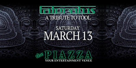 TOOL Tribute - Lateralus tickets