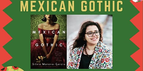 WYNC Book Club: Mexican Gothic (Great Kills and Libraries Event) tickets