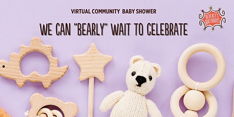 February 2021 VIRTUAL Community Baby Shower - Pittsburgh Area Community tickets
