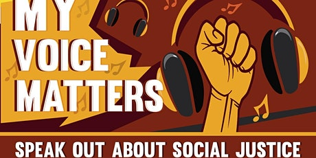 My Voice Matters 2.0 tickets