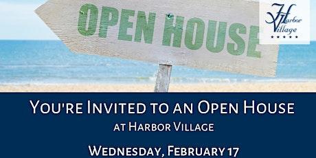 Harbor Village Open House tickets