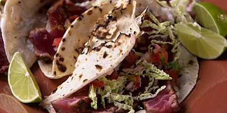 UBS - Virtual Cooking Class: Tuna Tacos with Asian Slaw tickets