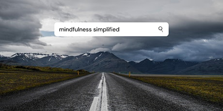 Be Well-  Online Mindfulness Retreat tickets