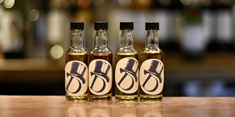 Virtual Whisky Tasting  - Includes 4 whiskies and 4 Scottish cheeses tickets